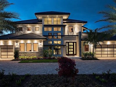 High End Custom Home