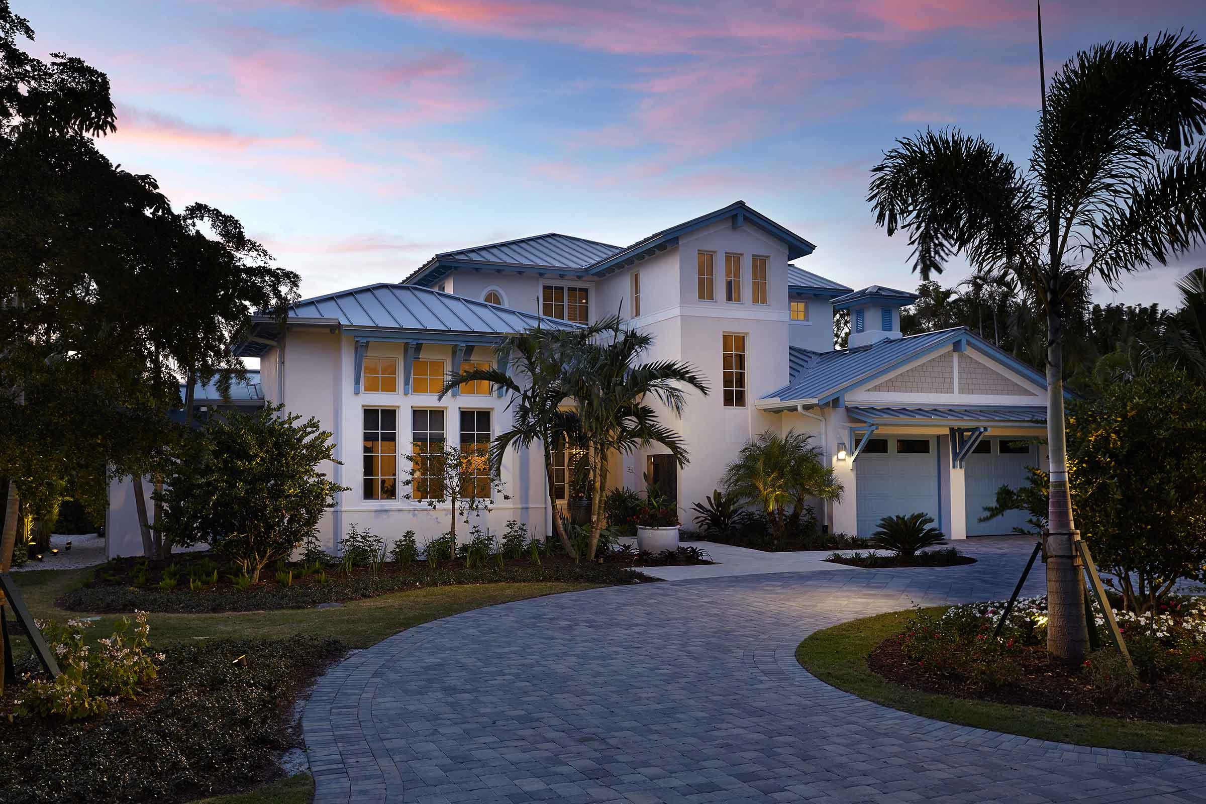 How Many Homes Are On Treasure Island