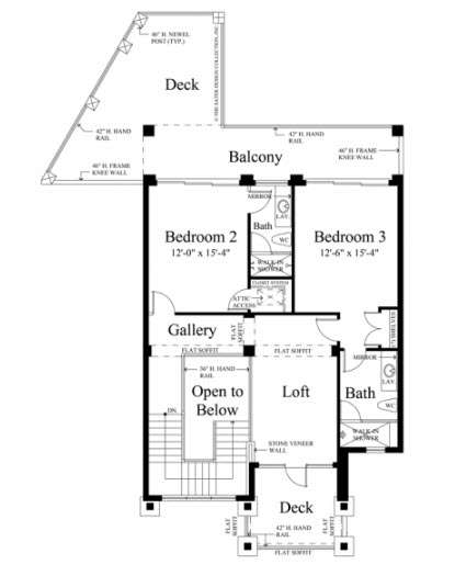 Solice Floor Plan Floor 2