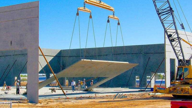 High speed construction