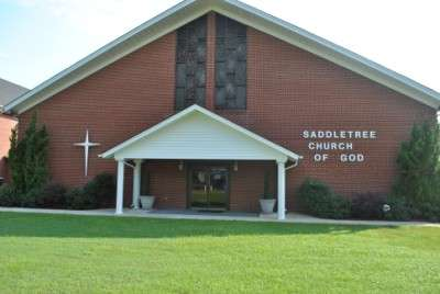 Saddletree Church, North Carolina
