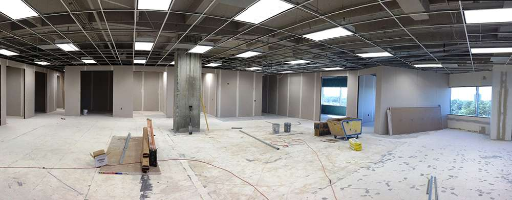 Commercial Tenant Build Out Trm Construction Management
