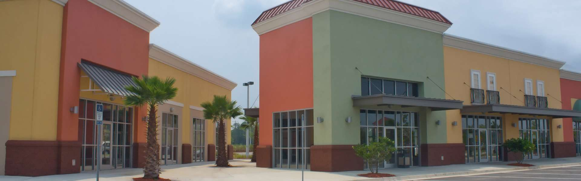 construction management Strip Mall