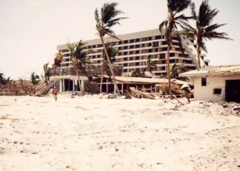 Hurricane Andrew Before And After