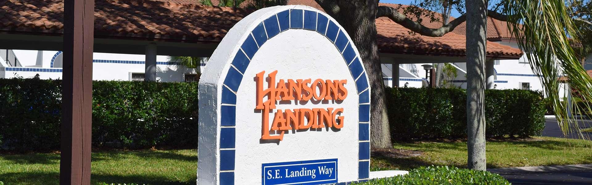 Hanson's Landing