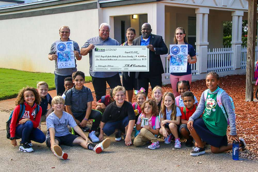 TRM Construction Management Creates Event For Boys & Girls Clubs