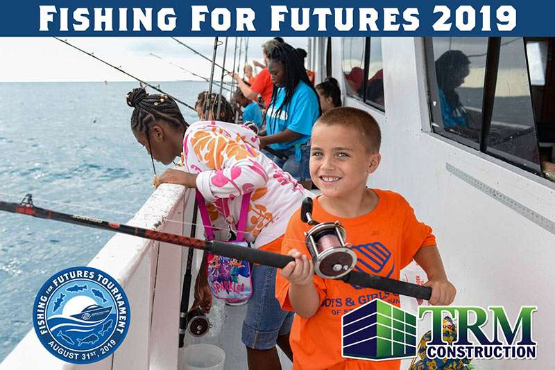 Fishing For Futures - Boys & Girls Clubs