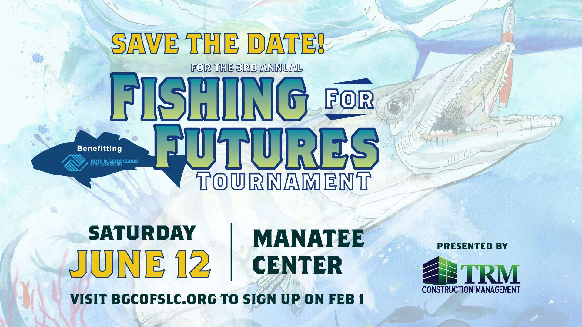 2021 Fishing For Futures Tournament FINISHED
