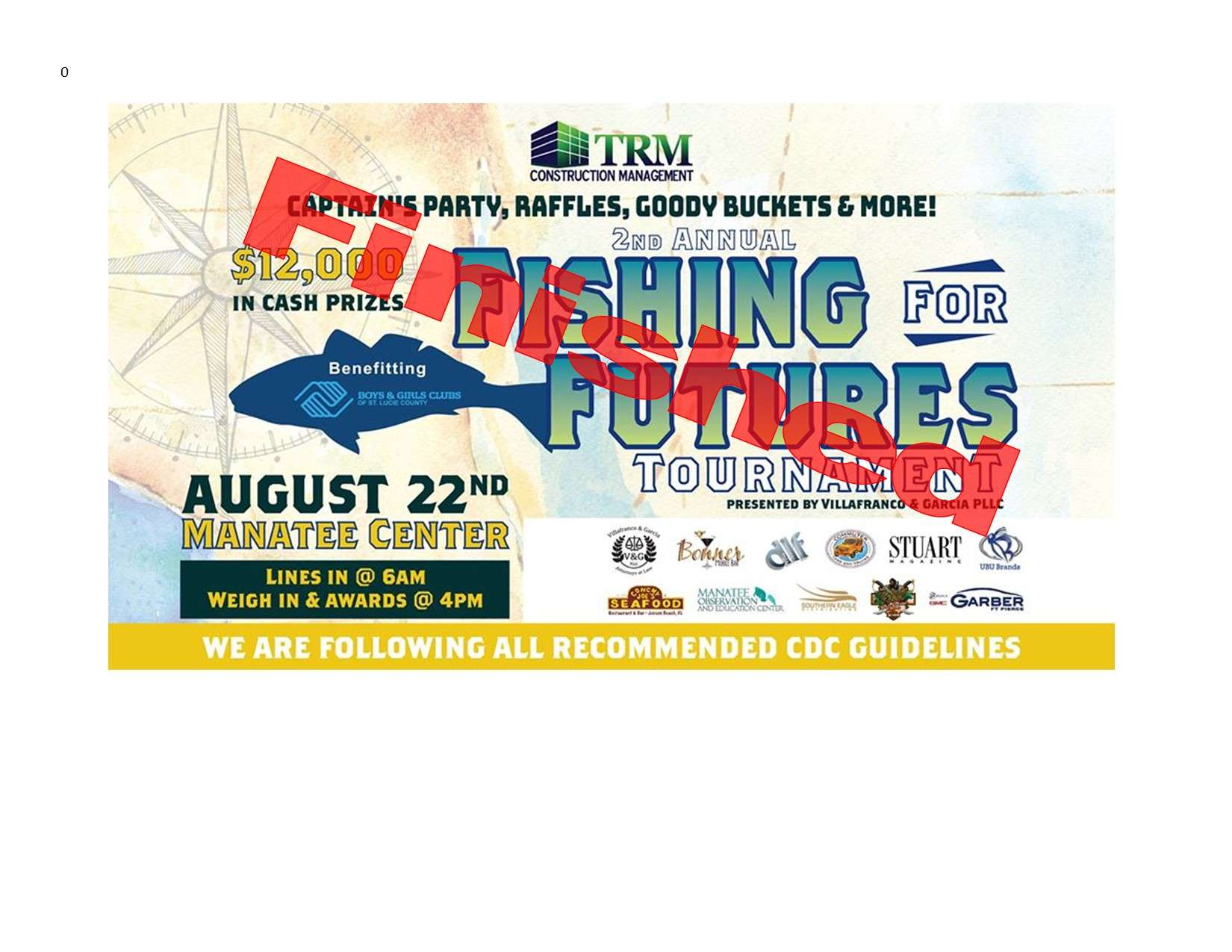 Fishing For Futures Tournament